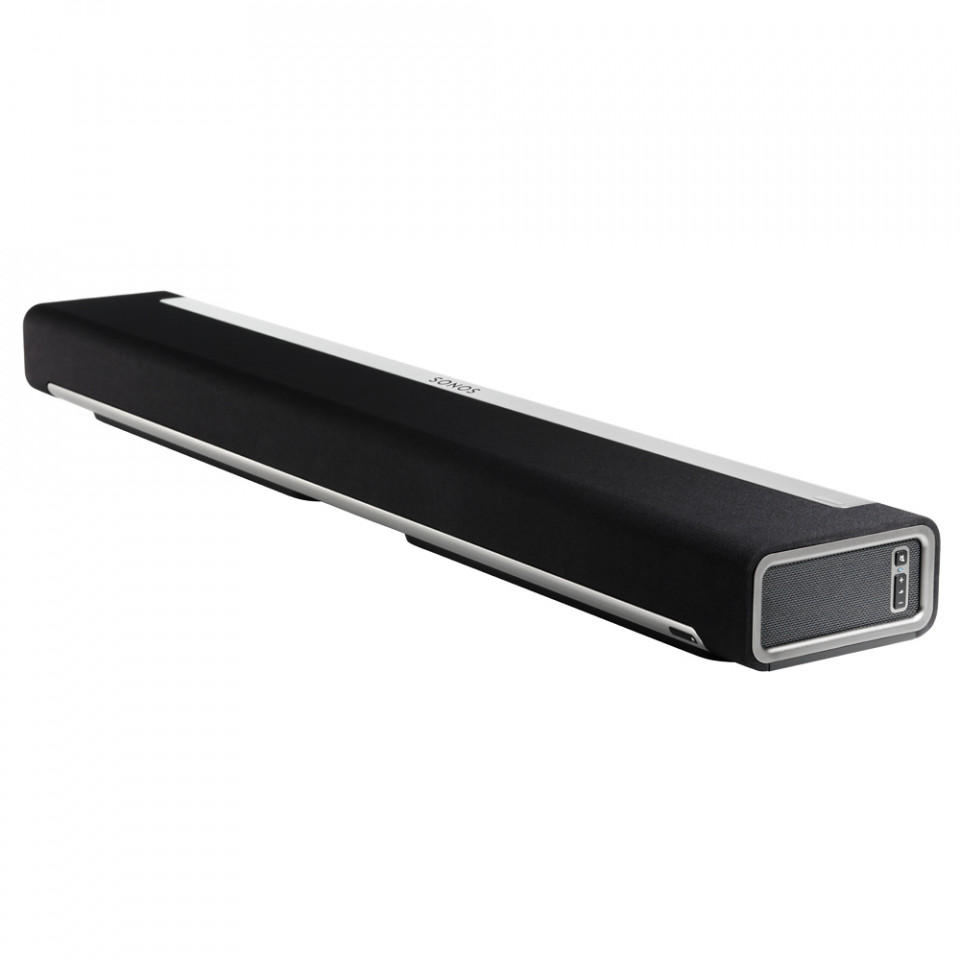 PLAYBAR Black Wireless Soundbar