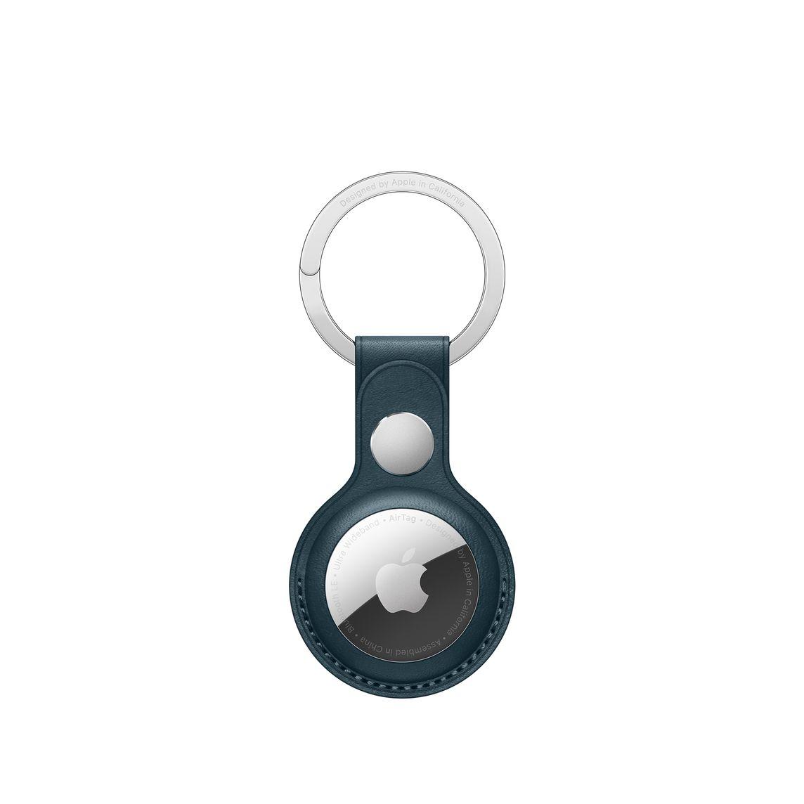 AirTag Schlüsselanhänger aus Leder