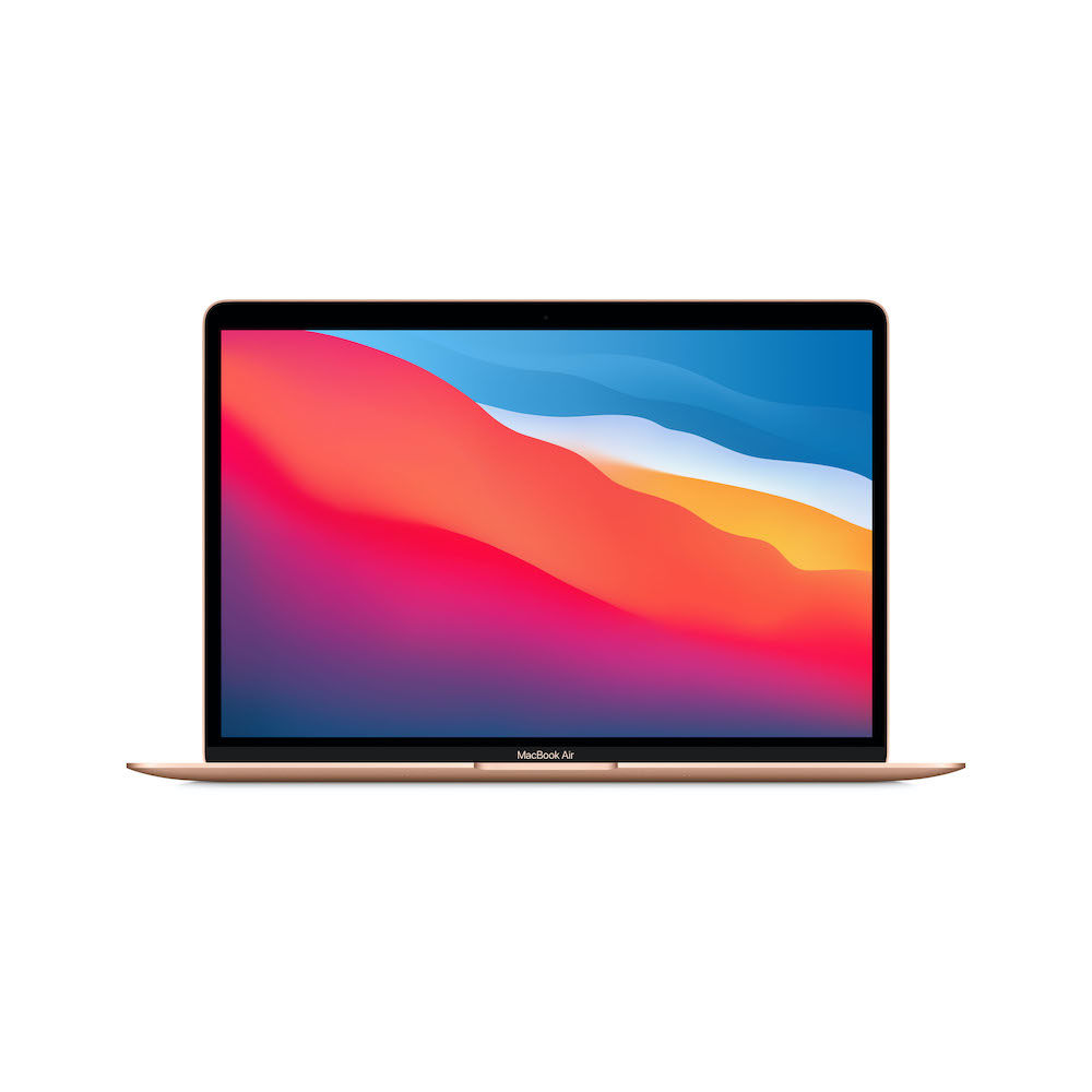 "Apple MacBook Air 13"" (LATE 2020), M1, Gold, 16GB Arbeitsspeicher, 512GB SSD"