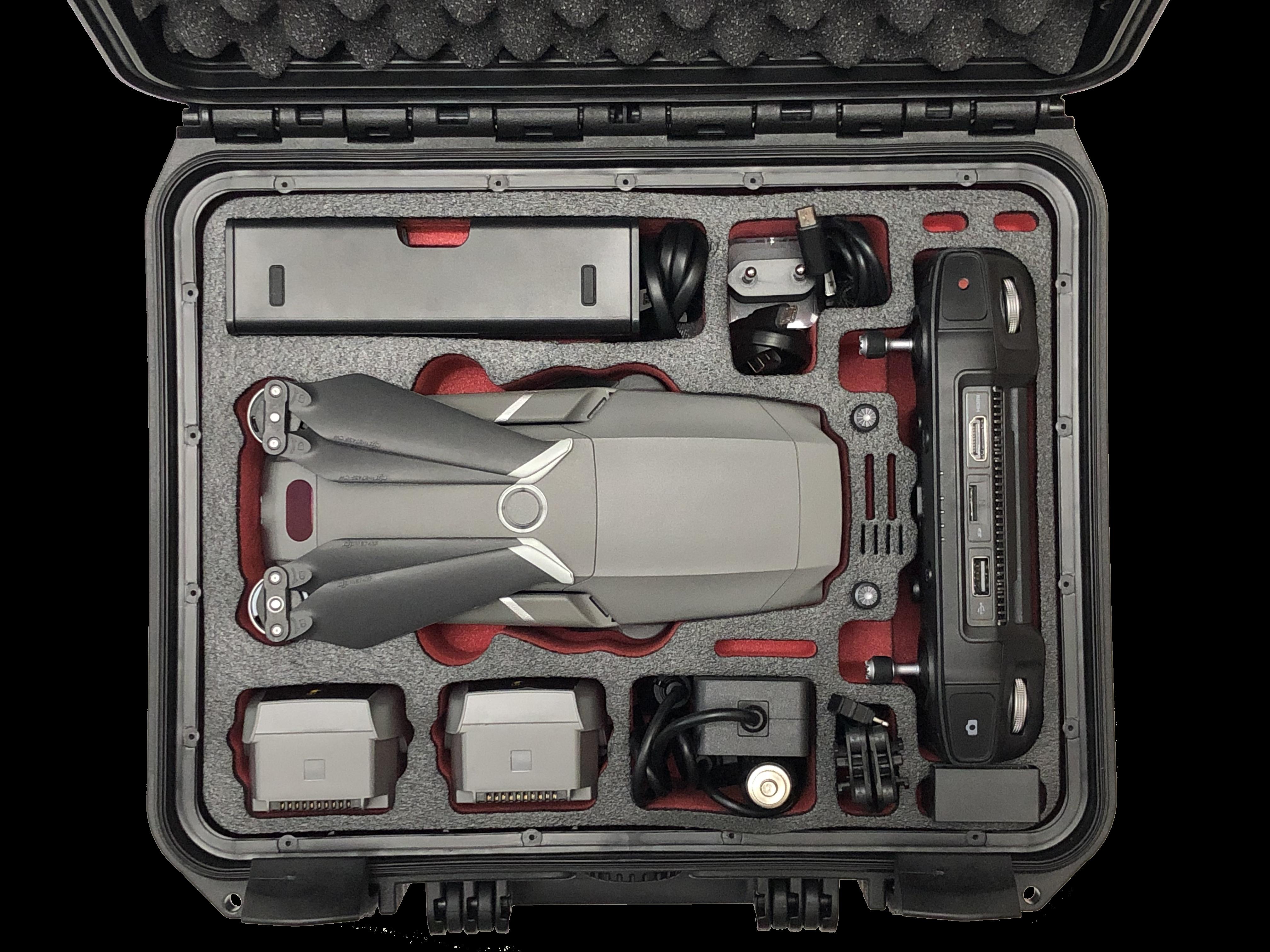 """Profi """"Travel Edition"""" Outdoor Case Mavic 2 pro (Smart Controller)"""