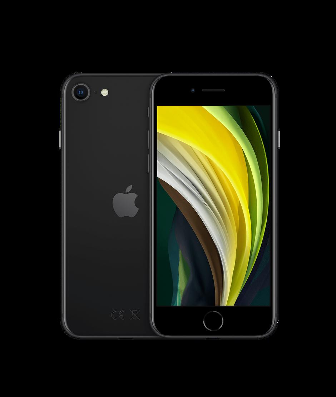 Apple iPhone SE (2. Generation) Space Grau