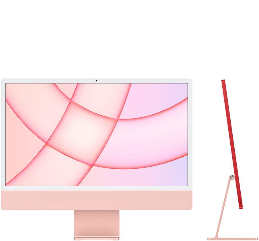 "24"" iMac Rose"